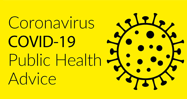 Coronavirus COVID-19 Public Health Advice